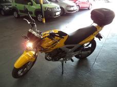 Cbx 250 Twister 2007 /2007 Amarela 2 Dono Confira !!!