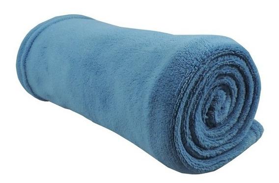 Kit 10 Cobertor Manta Bebe Infantil Microfibra 80cm X 115cm