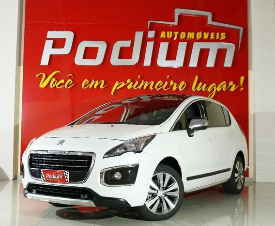 Peugeot 3008 Griffe 1.6 Turbo Thp Automático |completo +