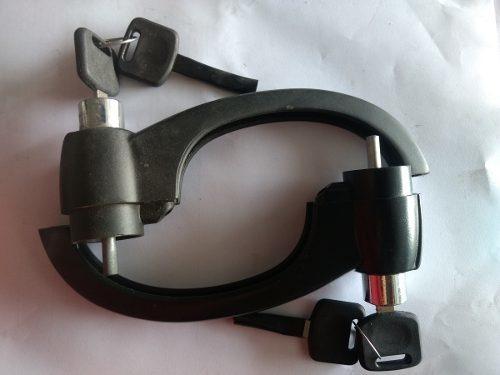 2 Maçaneta Externa Porta A10 C10 D10 Veraneio /84 C/chave
