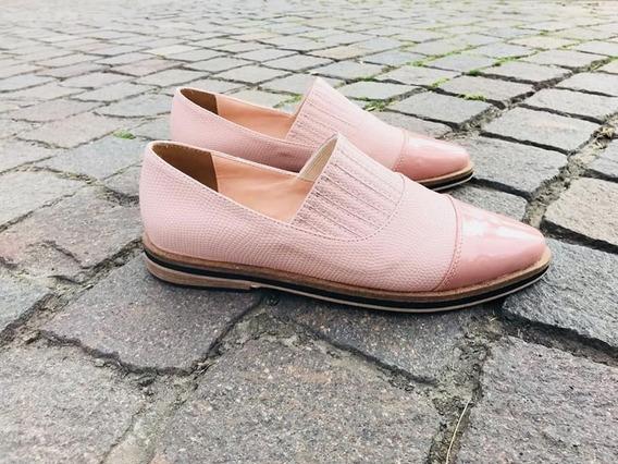 Zapatos Mujer Mocasines Zuecos