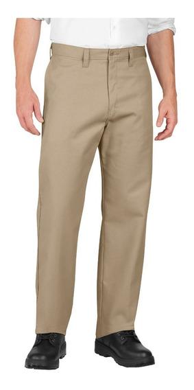 Dickies Lp812 Pantalón Gabardina Trabajo Resistente Uso Rudo