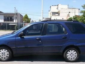 Fiat Palio Weekend 1.7 1998