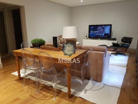Lindo Apartamento Mobiliado - Higienopolis - Mb5635