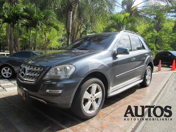 Mercedes Benz Ml 350 Cd1 Aut Sec 4x4 Cc 3000