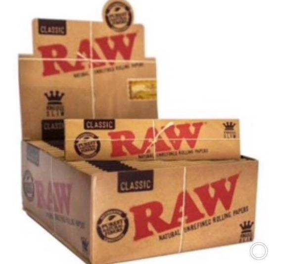 50 Caixas De Seda Raw Ou Ocb Frete Gratis 12x Sem Juros