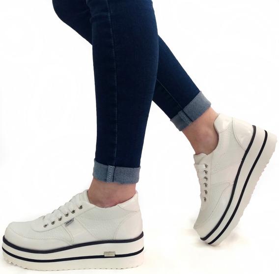 Zapatillas Mujer Plataforma Primavera Verano 2020 - Art. 650