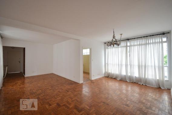 Apartamento Para Aluguel - Jardim Paulista, 3 Quartos, 157 - 893002276