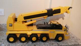 Cat Vehiculos Y Maquinaria Caterpilar Camion Excavadora Grua