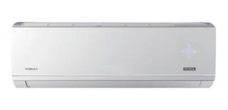 Aire acondicionado Noblex split frío/calor 2650W blanco 220V NBX25H18N
