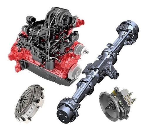 Componentes Valtra Linha Pesada Motores Eixos Cambio Redução