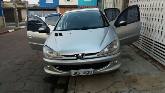 Peugeot 206 1.4 Moonlight Flex 5p 2008