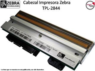 Cabezal Impresora Térmica Zebra Tpl-2844