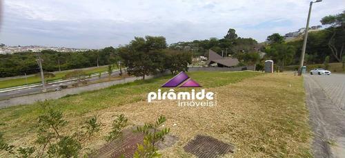 Terreno À Venda, 950 M² Por R$ 880.000,00 - Condomínio Reserva Do Paratehy - São José Dos Campos/sp - Te1511