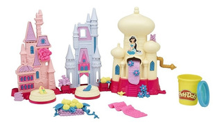 Play Doh Sparkle Kingdom 3 En 1 Disney Princess