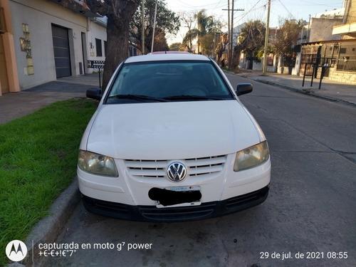 Imagen 1 de 10 de Volkswagen Gol 1.6 I Power 601 2008