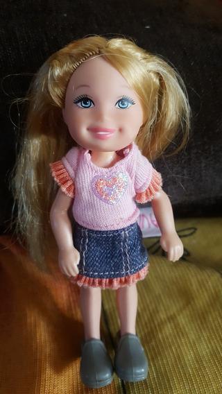 Bonecas Irmãs Da Barbie Filhas 12 Cm