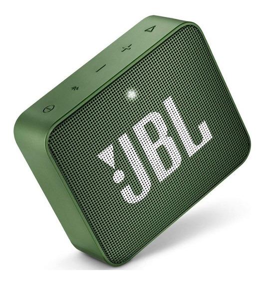 Caixa De Som Jbl Bluetooth Go 2 Varias Cores
