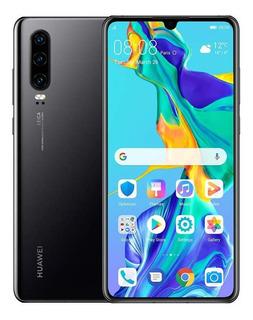 Huawei P30 Negro 128gb Rom 6gb Ram