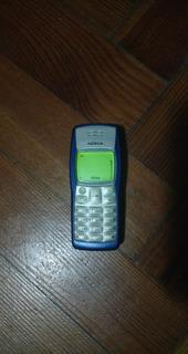 Nokia 1100 Con Cargador Funciona