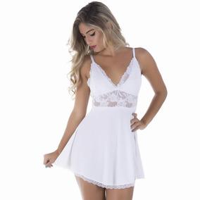 774e04e92 Camisolas Sensuais - Moda Íntima e Lingerie no Mercado Livre Brasil