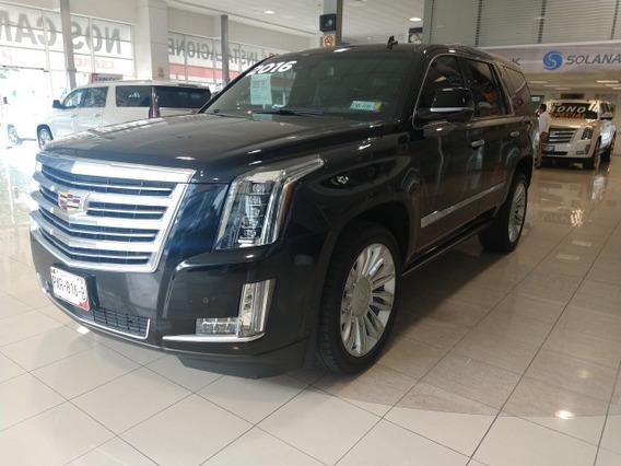 Cadillac Escalade Suv 5p Platinum P V8/6.2 Aut
