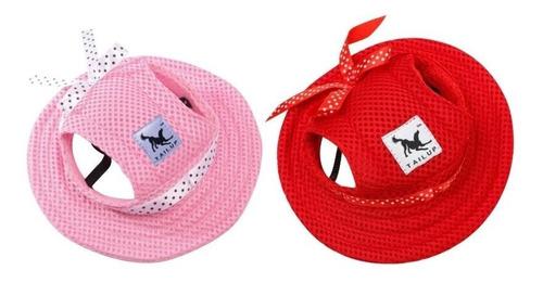 Sombrero Para Mascotas Perros Y Gatos Gorros Contra El Frio