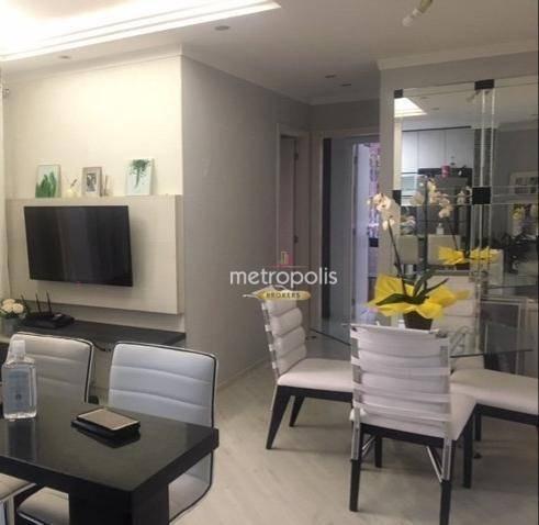 Apartamento Com 2 Dormitórios À Venda, 65 M² - Boa Vista - São Caetano Do Sul/sp - Ap4184