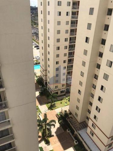 Apartamento Com 2 Dormitórios À Venda, 47 M² - Vila Homero Thon - Santo André/sp - Ap1177