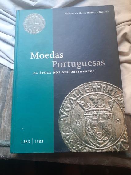 Livro Moedas Portuquesa + Livro Flamengo + Moto Club Parma