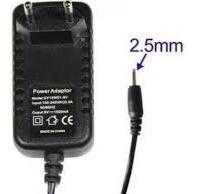 Fuente Cargador Para Tablet 5v 2a - Pin Fino 2,5mm