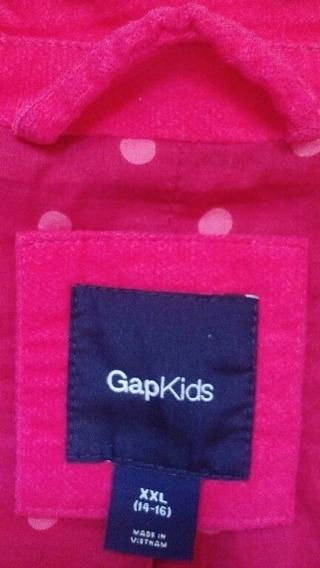 Chaqueta(blazer)gapkids Xxl-juvenil 14-16. Original