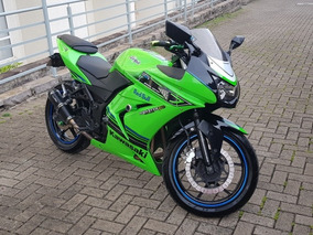 Kawasaki Ninja 250r Edição Especial