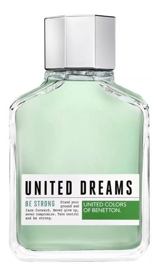 Be Strong 100ml Edt United Colors Of Benetton Frete Grátis