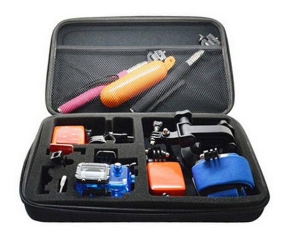 Maleta Case Sp Gadgets Grande Gopro Edition Preto