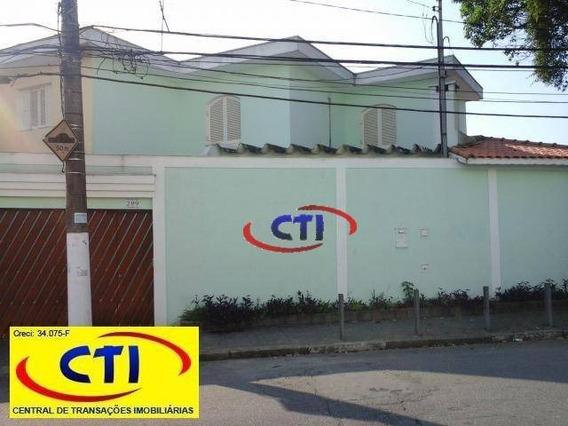Sobrado 2 Dormitórios,vila Gonçalves, São Bernardo Do Campo. - So0217