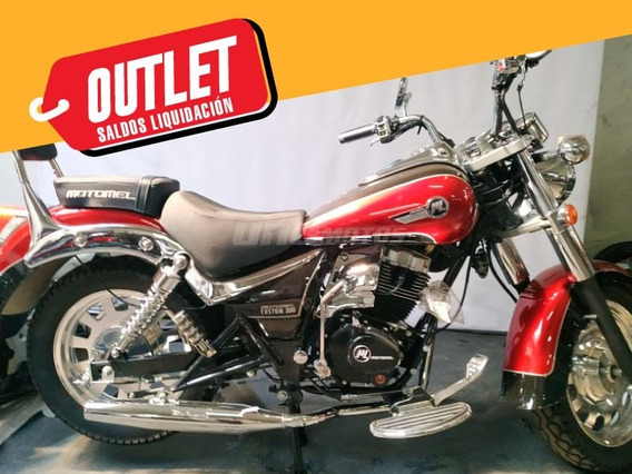 Motomel Custom 200 Outlet-des Int 19830 Repuestos Reparar