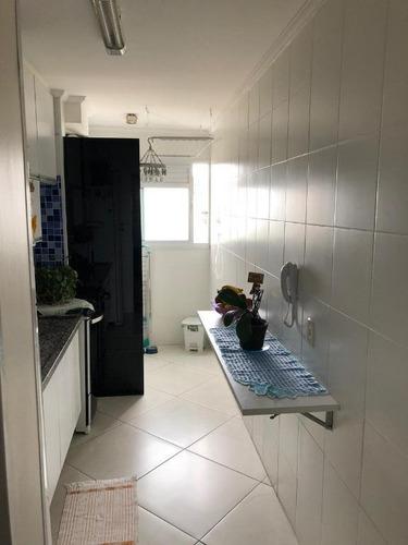 Imagem 1 de 25 de Apartamento Com 3 Dormitórios À Venda, 70 M² Por R$ 440.000,00 - Vila Carrão - São Paulo/sp - Ap0319