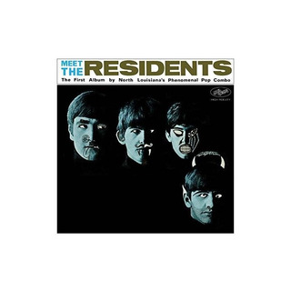 Residents Meet The Residents Usa Import Cd Nuevo