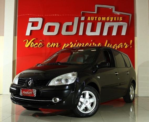 Renault Grand Scenic 2.0 Automática Gasolina | Completa + 7