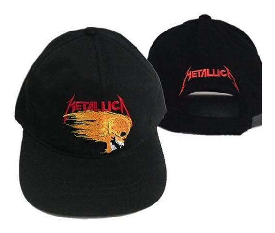 Boné Metallica - Skull