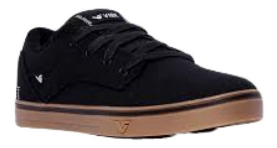 Tenis Masculino Skatista Vibe Roots World Citizen Vsa-62k