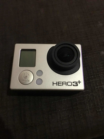 Gopro Hero 3+ Estion Silver