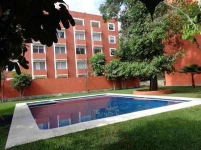 Departamento Penthouse En Venta, En El Centro De Cuernavaca