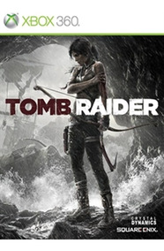 Tomb Raider 2013 Xbox 360 Digital Game 100% Original Licença