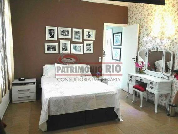 Excelente Apartamento Triplex Com Varanda 3 Quartos, Terraço E Uma Vaga - Paap30643