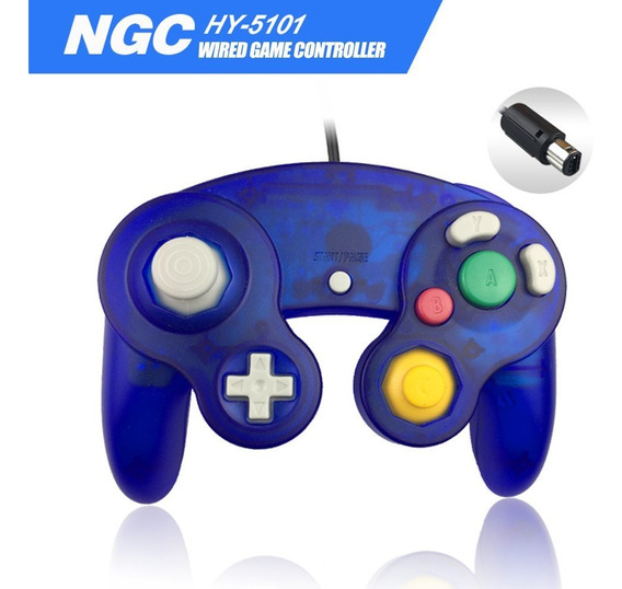 Controlador Para Nintend Ngc Game Handle Gc Single Point Han