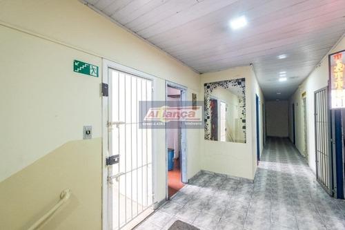 Sala Para Alugar, 20 M² - Centro - Guarulhos/sp - Ai15807