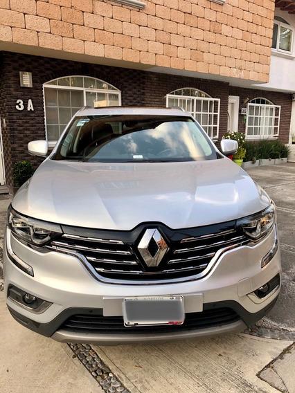Renault Koleos Iconic Cvt Modelo 2017