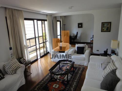 Apartamento Em Um Dos Endereços Mais Cobiçados Da Cidade De São Paulo. - Pe6249